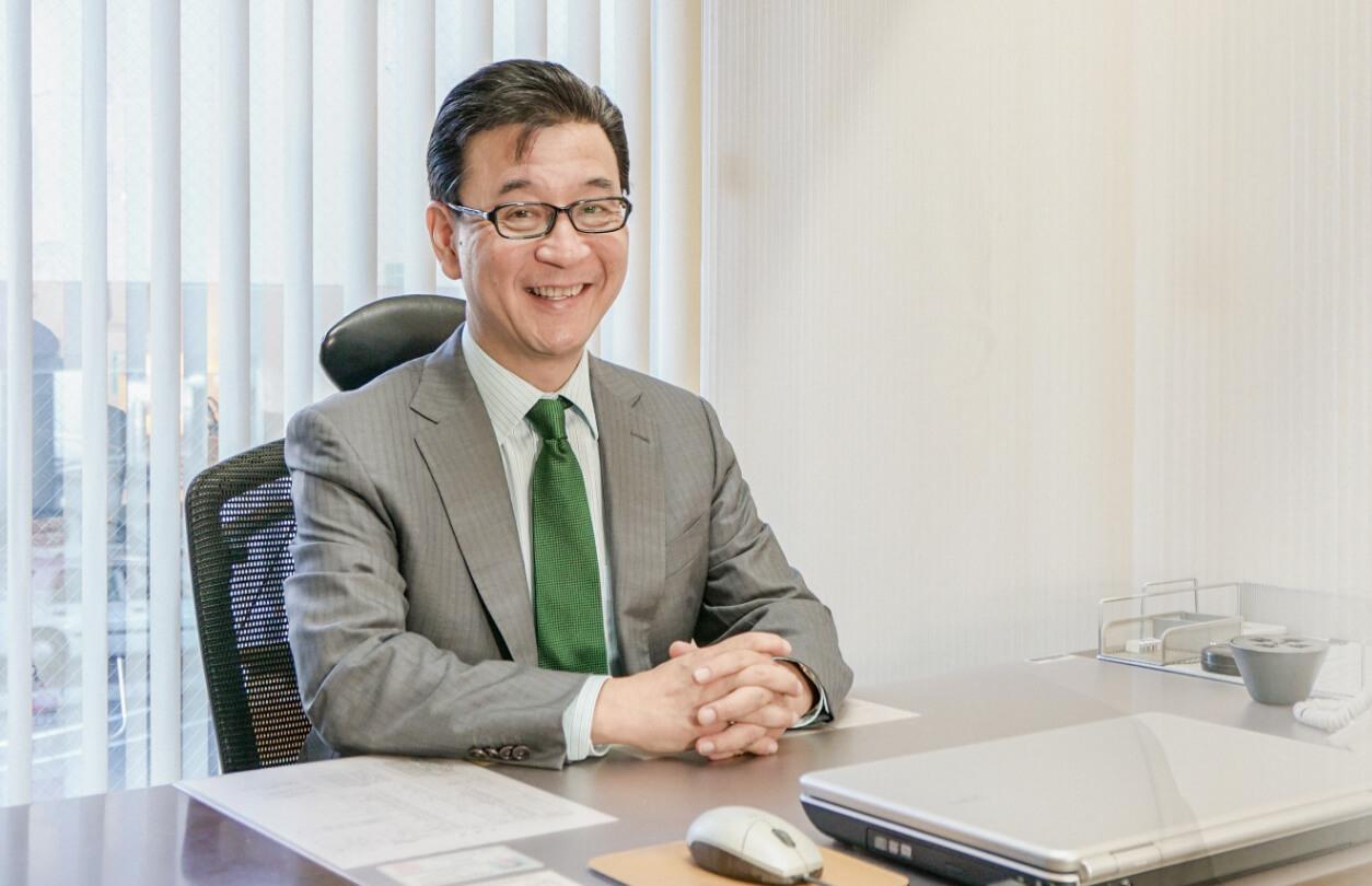 家族住宅株式会社 代表取締役 真砂 剛の写真