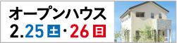 EIFSのいえ 2/25(土)・26(日)完成見学会