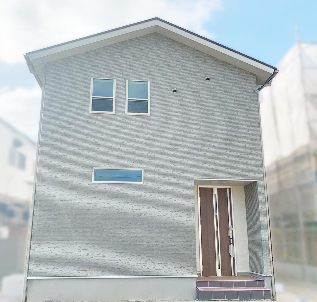 片縄西戸建て住宅 外観