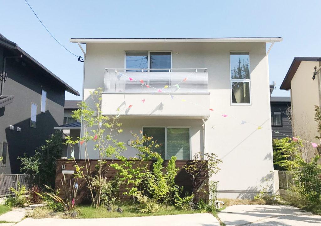 大野城市建売「じぶん色の家」